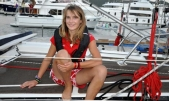 Dutch girl, 16, becomes youngest sailor to circumnavigate globe single-handed