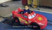 Father of the year modifies his 3 year old son's car