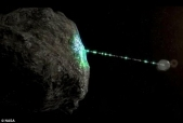 Nasa intends to capture an asteroid
